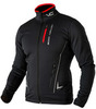 Victory Code Speed Up разминочный лыжный костюм с лямками black - 2