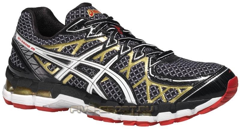 Asics Gel-Kayano 20 кроссовки для бега мужские - 2