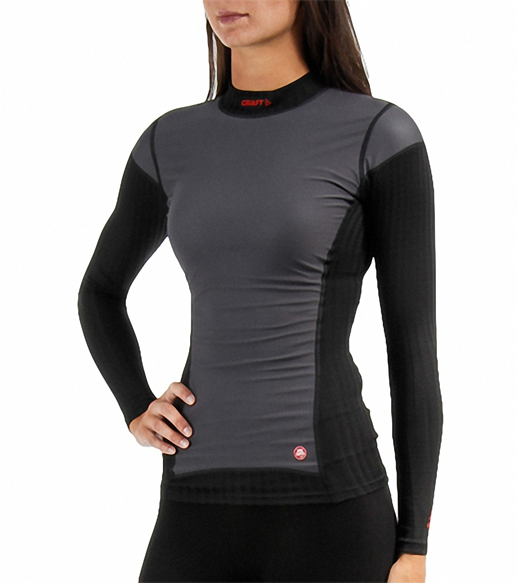 Термобелье Рубашка Craft Active Extreme Windstopper жен - 3