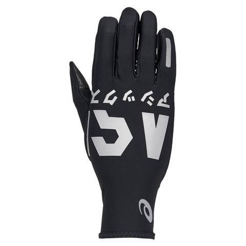 Asics Katakana Gloves перчатки для бега черные