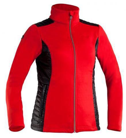 Толстовка женская 8848 Altitude Ester (red)