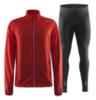Craft Mind Run мужской костюм для бега красный - 1