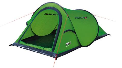 High Peak Campo туристическая палатка двухместная