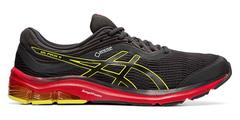Asics Gel Pulse 11 GoreTex мужские кроссовки для бега черные-красные