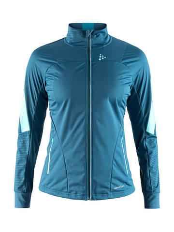 Craft Sharp XC лыжная куртка женская blue
