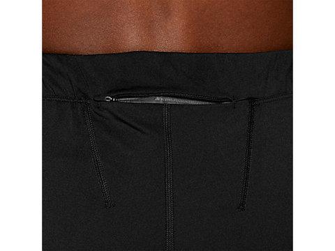 Asics Windblock Tight утепленные тайтсы мужские черные