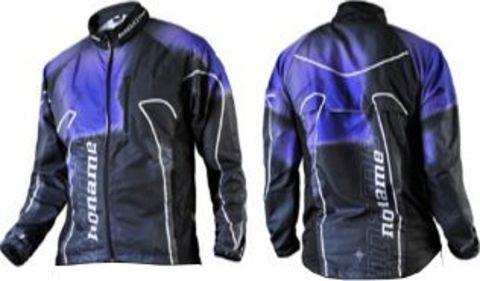 Noname Endurance Jacket DigiPrint куртка для бега унисекс черная