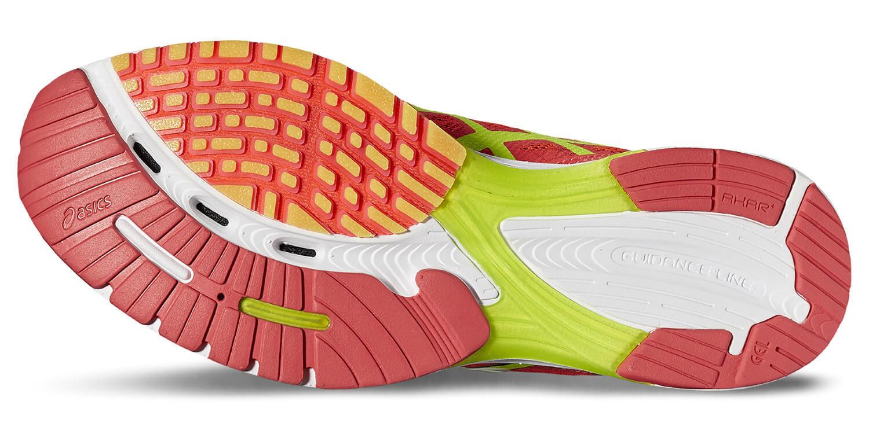 Марафонки для бега женские Asics GEL-DS Racer 11 коралловые - 2