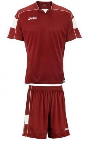 Asics Set Goal Форма футбольная red