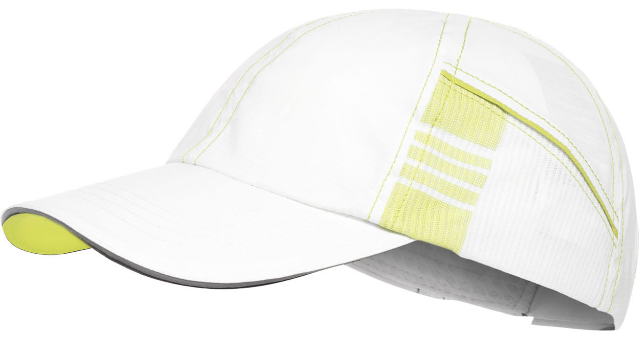 Беговая кепка Craft Elite Run Cap yellow