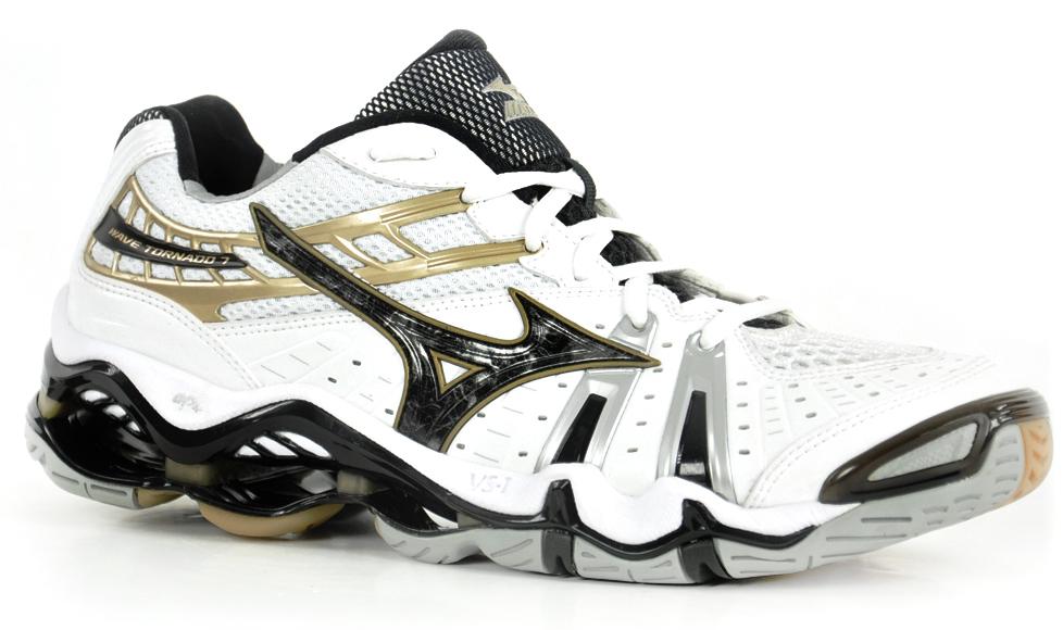 MIZUNO WAVE TORNADO 7 мужские волейбольные кроссовки - 3