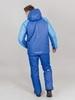 Nordski Premium Sport теплая лыжная куртка мужская blue - 3