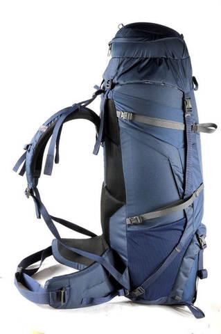 Tatonka Belmore 80+10 туристический рюкзак navy