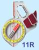 Moscompass 11 туристический компас - 4