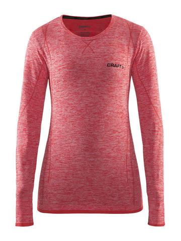 Craft Comfort термобелье женское терморубашка red