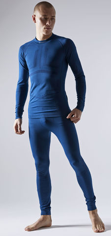 Craft Active Intensity термобелье рейтузы мужские blue