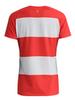 Gri Маяк футболка женская красно-белая - 2