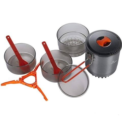 Fire-Maple Island набор туристической посуды для готовки на пару