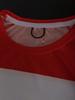 Футболка женская GRI Маяк, красно-белая - 4