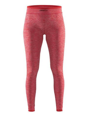 Женские термолосины Craft Comfort red