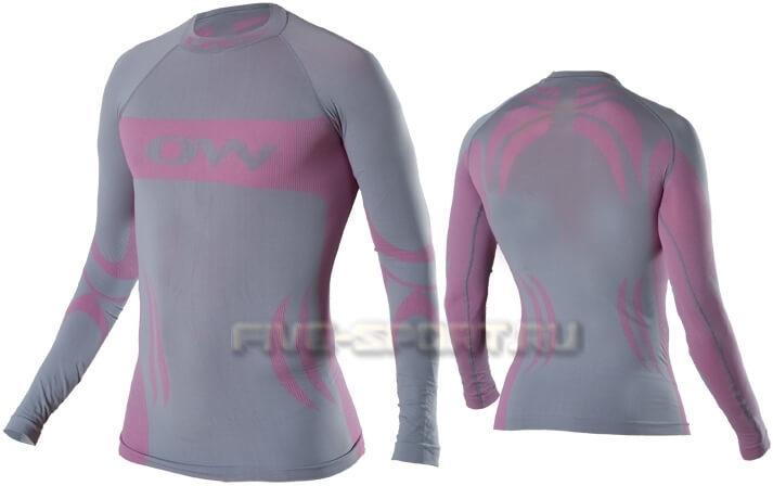ONE WAY SKINLIFE женское термобелье рубашка - 2