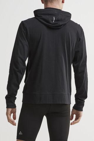 Craft Deft 2.0 куртка с капюшоном мужская black