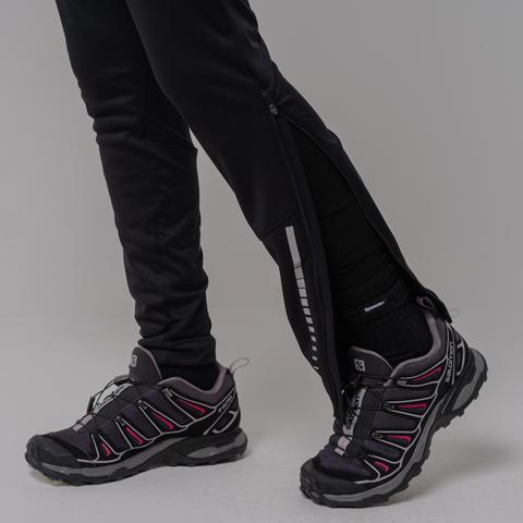 Nordski Jr Pro разминочные брюки детские black