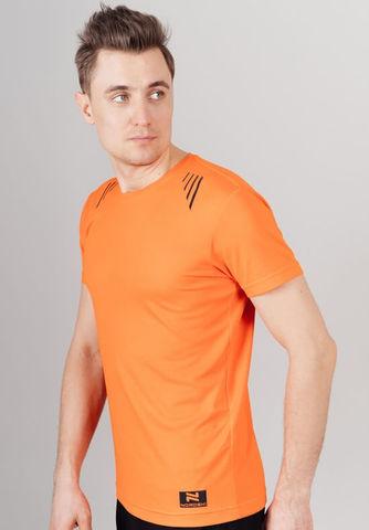 Nordski Run комплект для бега мужской orange