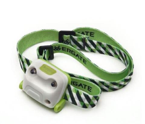 Ergate ET налобный фонарь зеленый