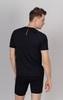 Nordski Pro футболка тренировочная мужская black - 2