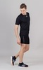 Nordski Pro футболка тренировочная мужская black - 4