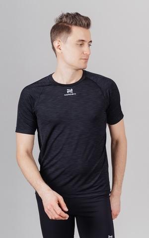 Nordski Pro футболка тренировочная мужская black
