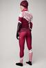 Nordski Premium лыжный гоночный комбинезон женский бордо-rose - 2