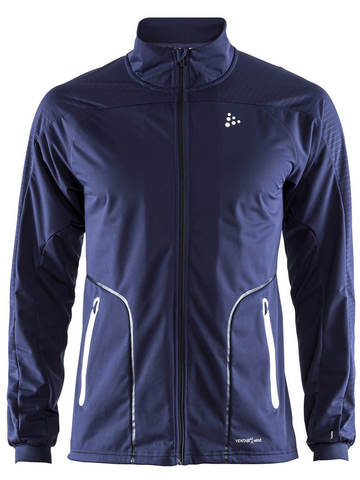Craft Sharp XC лыжная куртка мужская navy