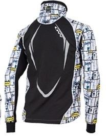 Лыжная куртка One Way Carnic grafic
