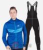 Лыжный утепленный костюм мужской Nordski Base Active true blue - 1