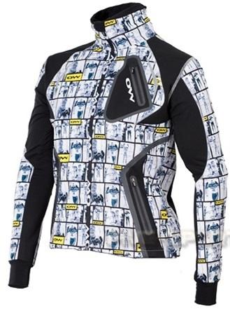 Лыжная куртка One Way Carnic grafic - 2