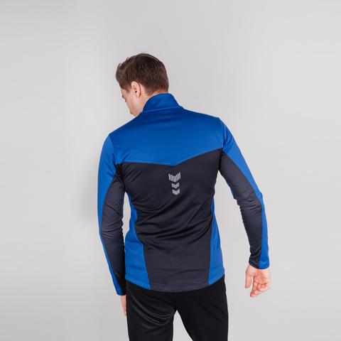 Лыжный утепленный костюм мужской Nordski Base Active true blue