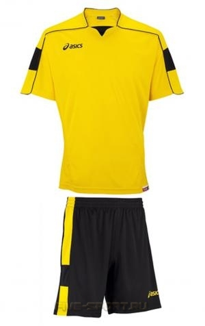 Asics Set Goal Форма футбольная yellow