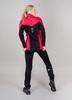 Утепленная тренировочная куртка женская Nordski Base pink - 3