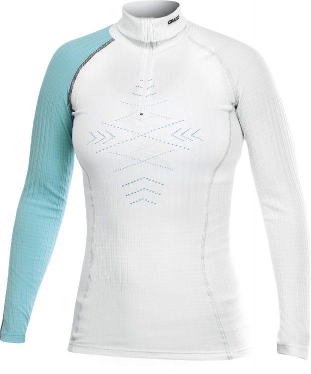 Термобелье Рубашка Craft Active Extreme женская белая 194617