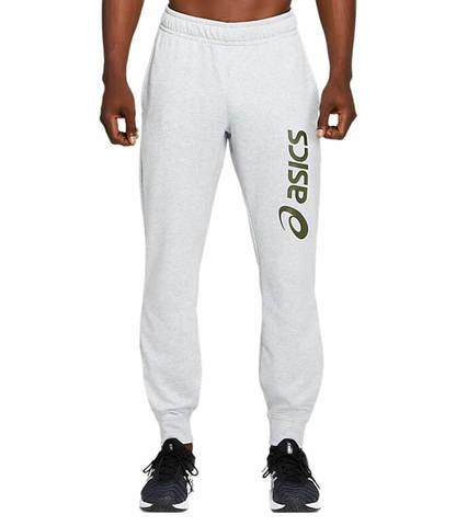 Asics Big Logo Sweat Pant спортивные брюки мужские белые