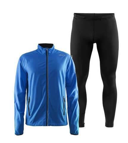 Craft Mind Eaze костюм для бега мужской blue