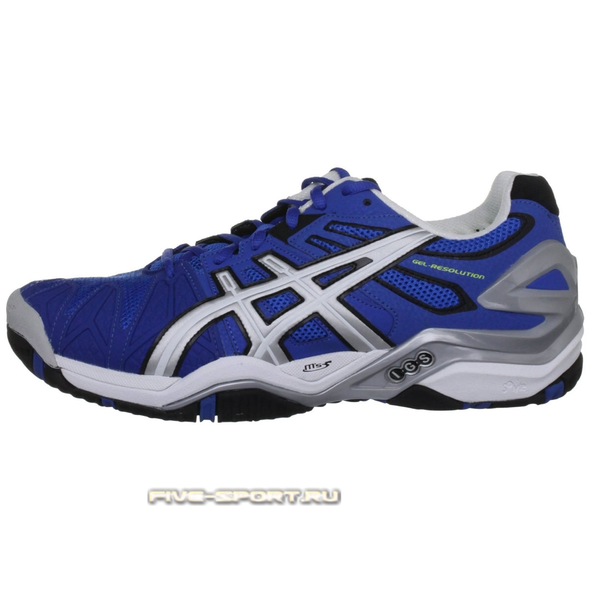 Asics Gel-Resolution 5 - 3