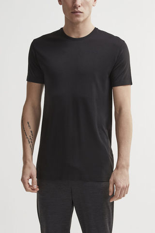 Craft Core Fuseknit футболка беговая мужская черная