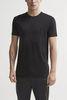 Craft Core Fuseknit футболка беговая мужская черная - 2