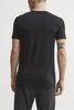 Craft Core Fuseknit футболка беговая мужская черная - 3