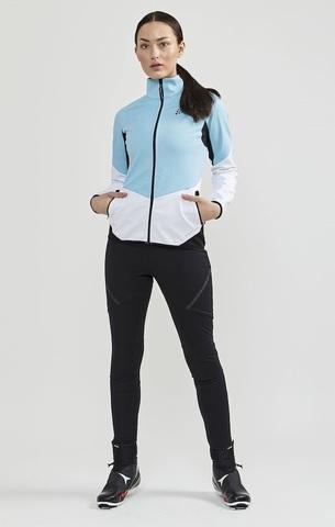 Craft Glide XC лыжный костюм женский светло-голубой