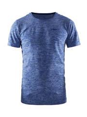Спортивная футболка мужская Craft Core Seamless синяя