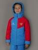 Nordski Kids National 2.0 детская утепленная лыжная куртка - 1